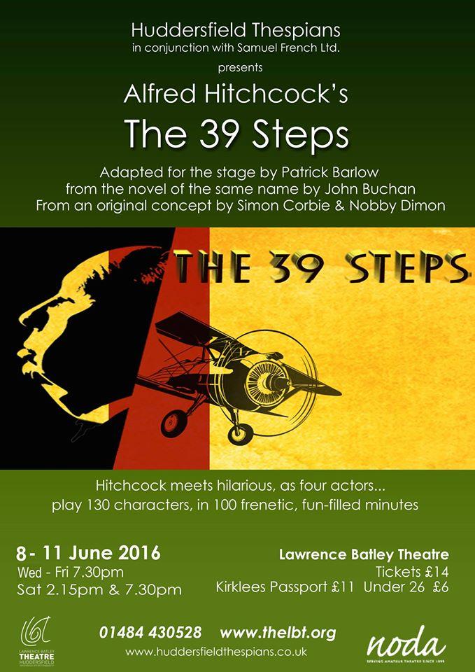 revised 39 steps