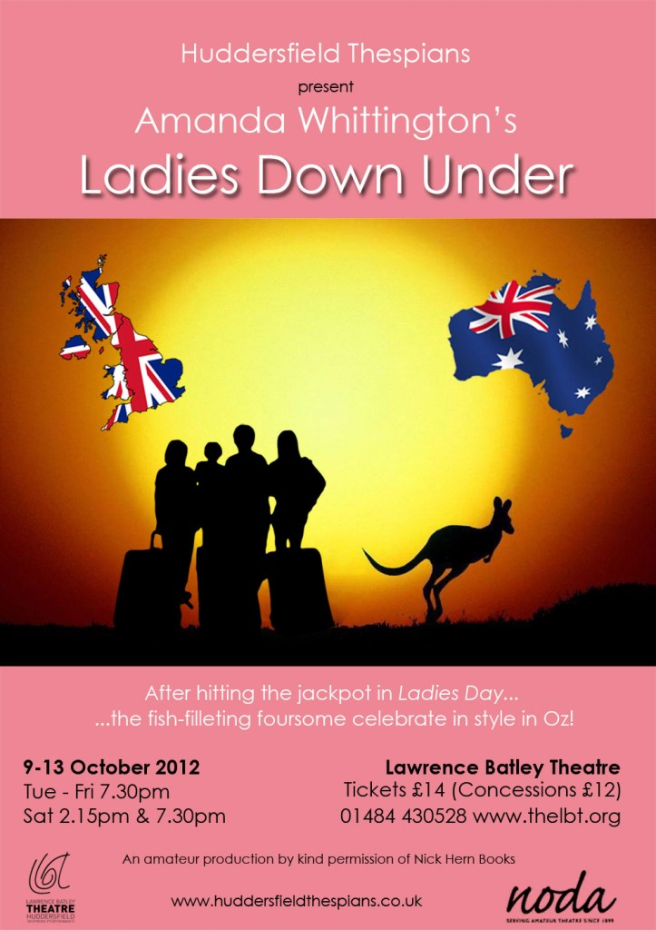 Ladies Down Under