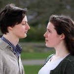 George Bilenko and Isobel Crossley, who will be playing  Romeo and Julie  Photo(c) David Wright