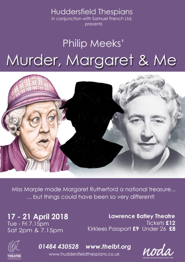Murder Margaret & Me Final Poster