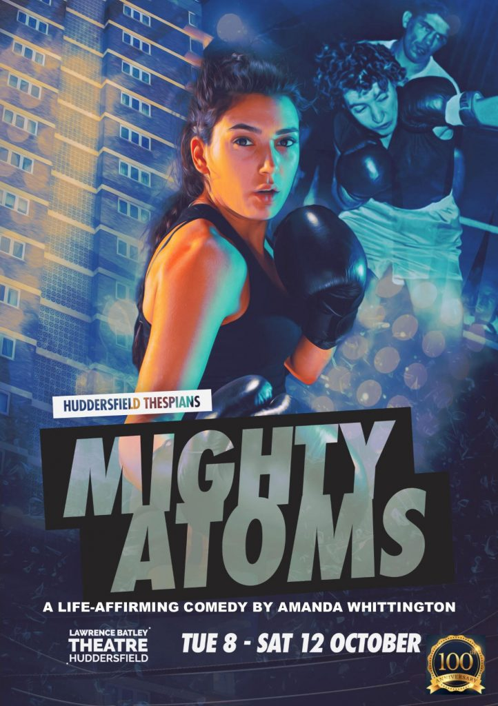 Mighty Atoms Amanda Whittingham Lawrence Batley Theatre October 2019